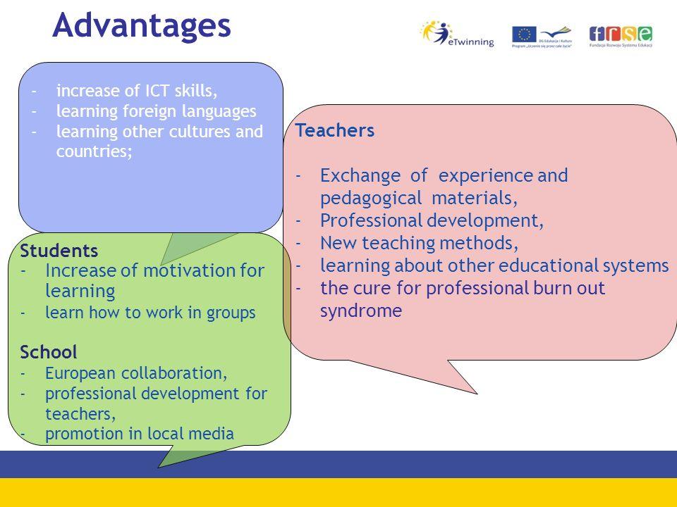 Teachers' Professional Development European level: www.etwinning.netwww.etwinning.net European PDW Contact Seminars eTwinning Groups Teachers Rooms Learning Events