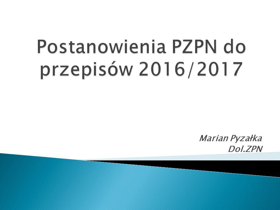 Marian Pyzałka Dol.ZPN