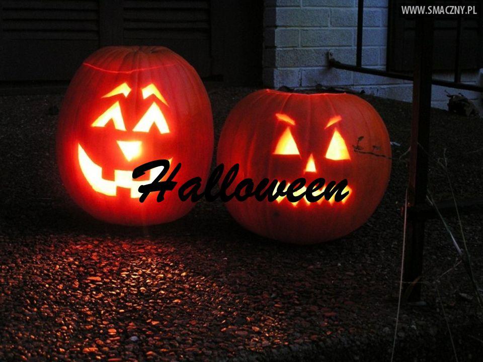 Halloween to zwyczaj związany z maskaradą i odnoszący się do święta zmarłych, obchodzony w wielu krajach nocą 31 października, czyli przed dniem Wszystkich Świętych.