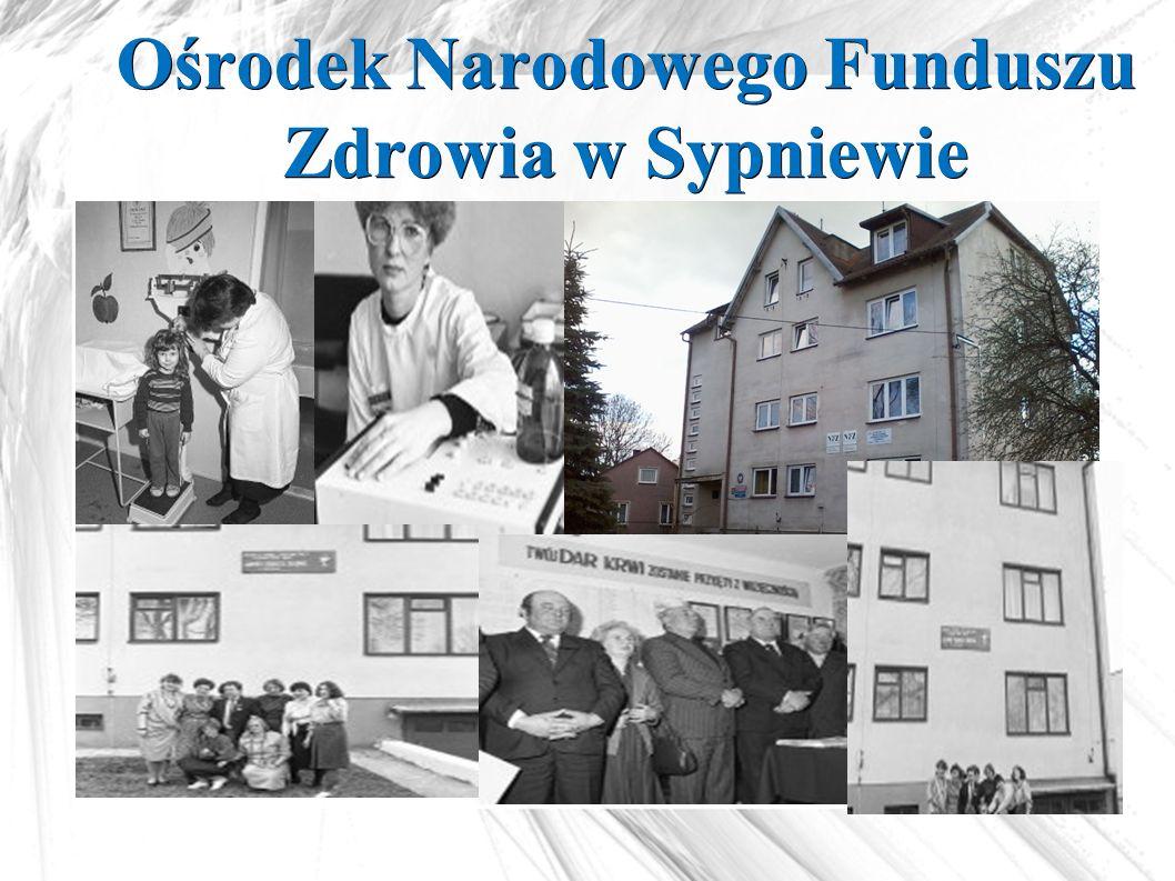 Ośrodek Narodowego Funduszu Zdrowia w Sypniewie