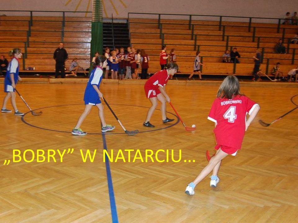 """""""BOBRY W NATARCIU…"""