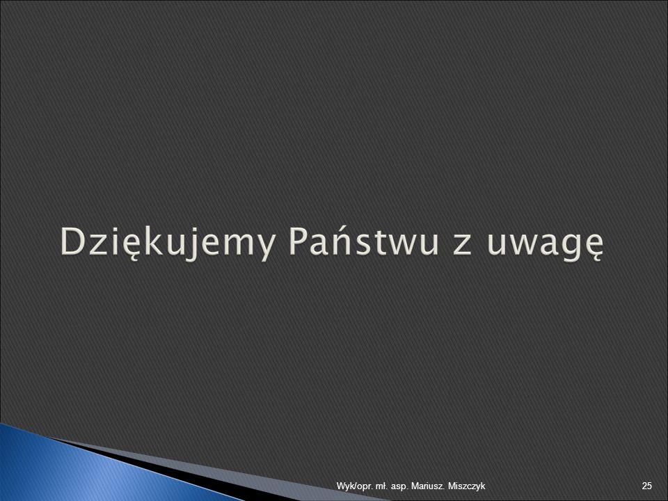 Wyk/opr. mł. asp. Mariusz. Miszczyk25