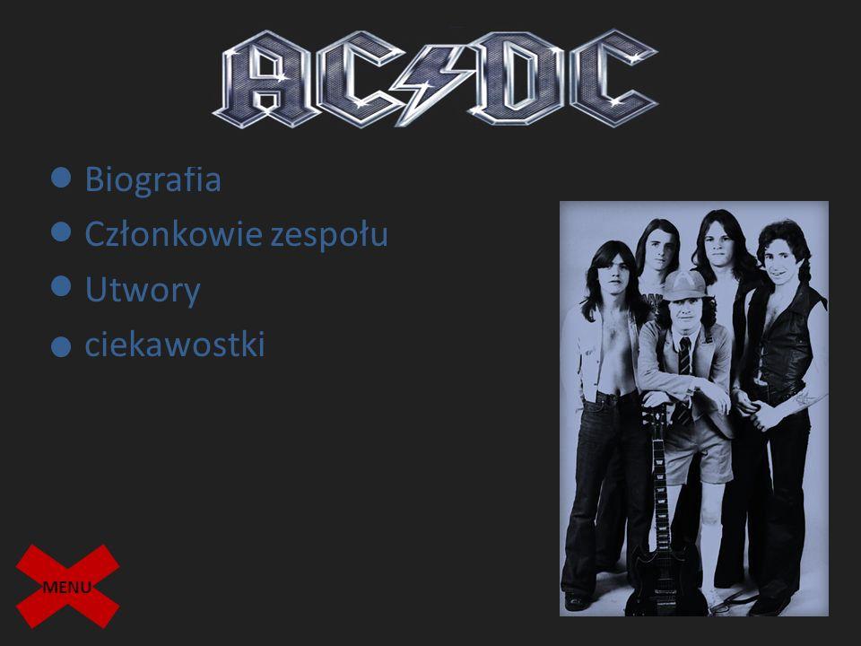 UTWORY 1975 · High Voltage 1975 · T.N.T.