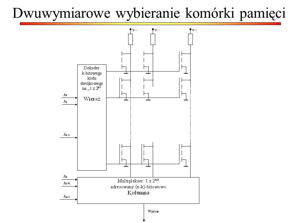 Pamięci Flash i Interface szeregowy: I 2 C (Inter Integrated Circuit) – 2 przewody (100, 400kHz, 3.4MHz) (Philips) SPI (Serial Peripherial Interface) – 3 przewody (1-50MHz) (Motorola) Microwire – 3 przewody (1-3MHz) (National Semiconductor)