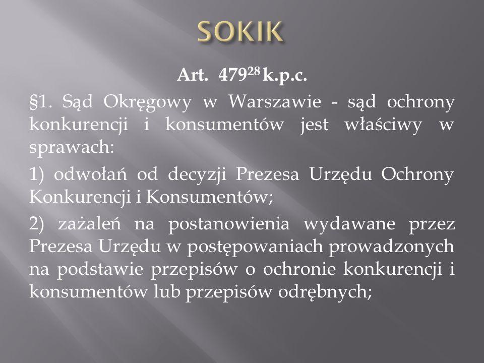 Art. 479 28 k.p.c. §1.