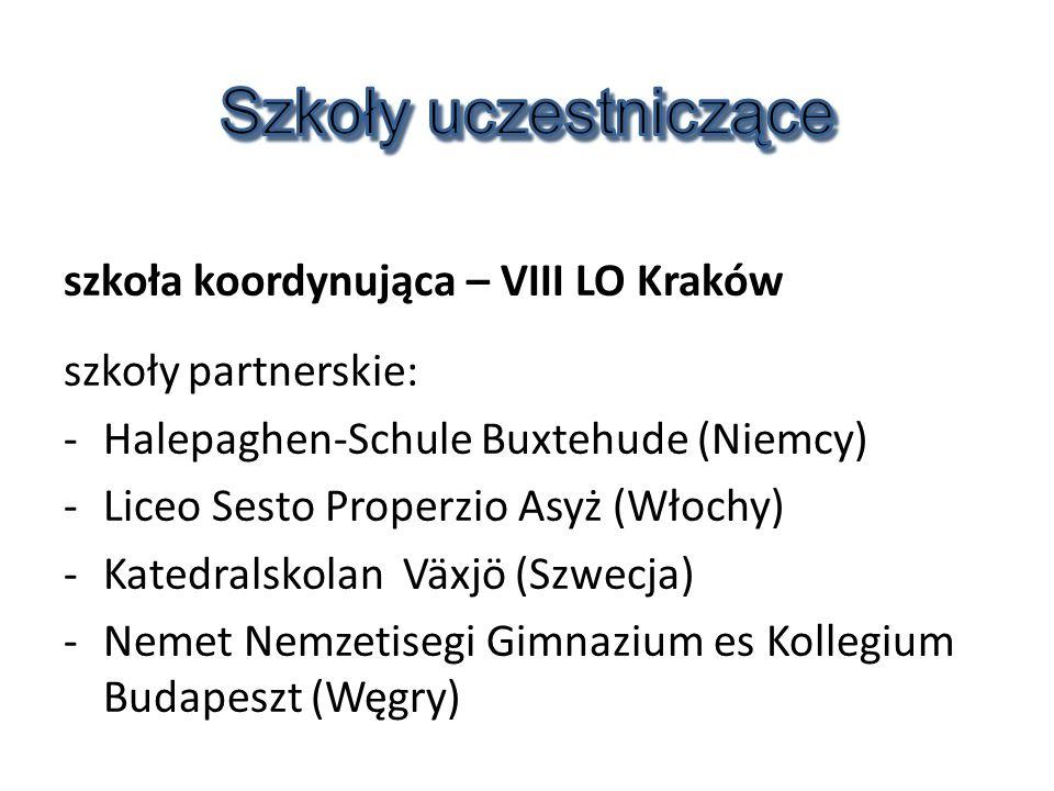 -w ramach akcji partnerstwa strategiczne w konkursie wzięło udział 351 projektów, - do realizacji zatwierdzono 77 - nasz projekt uzyskał 91 na 100 punktów - na projekt przyznano 123 225 euro (dla VIII LO – 29 445 euro)