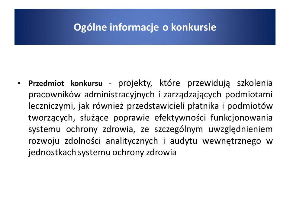 Maksymalna kwota dofinansowania udziału jednego uczestnika w projekcie nie może być większa niż 2 500,00 PLN.