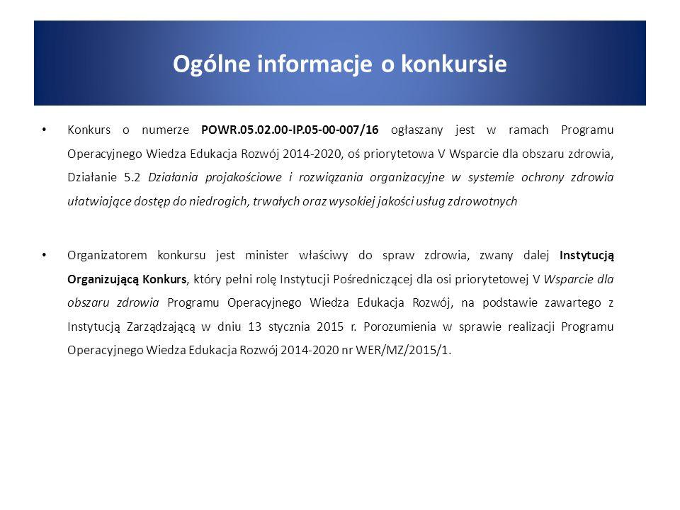 Dziękuję za uwagę.Departament Funduszy Europejskich i E-Zdrowia Ministerstwo Zdrowia ul.