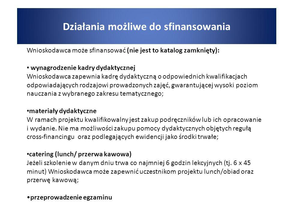 Projekt przewiduje, że uczestnikami projektu będą pracownicy wykonujący administracyjne czynności zawodowe, w tym m.
