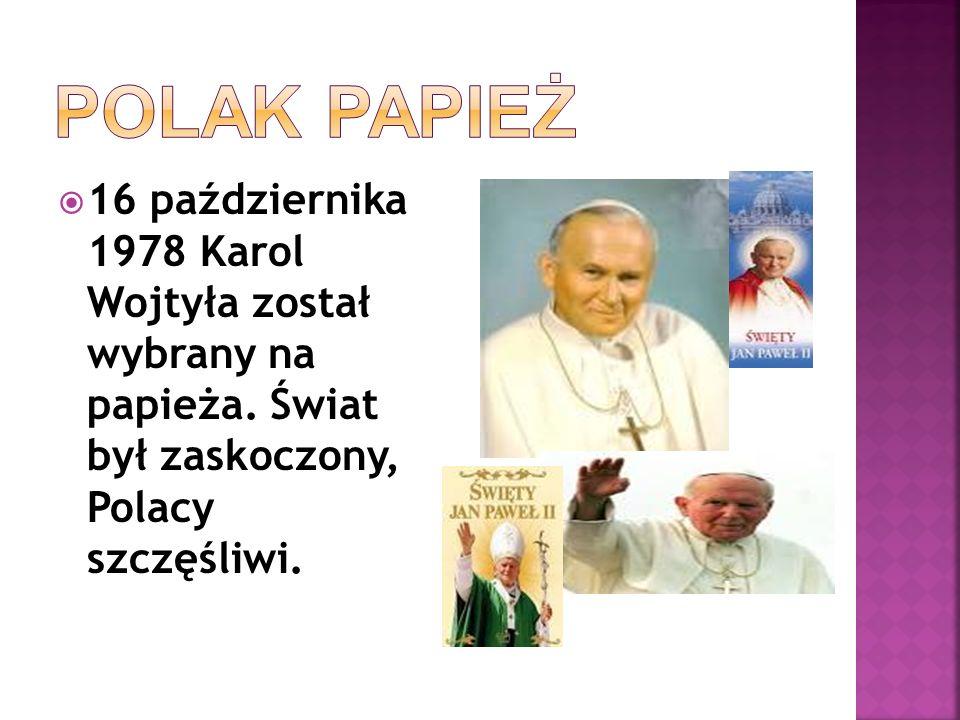 JAN PAWEŁ II ZMARŁ 2 KWIETNIA 2005 R.