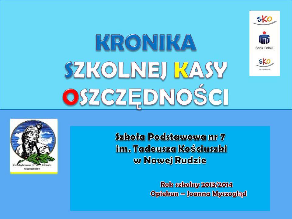 KONKURSY PROMUJĄCE SKO I PKO W październiku 2013r.