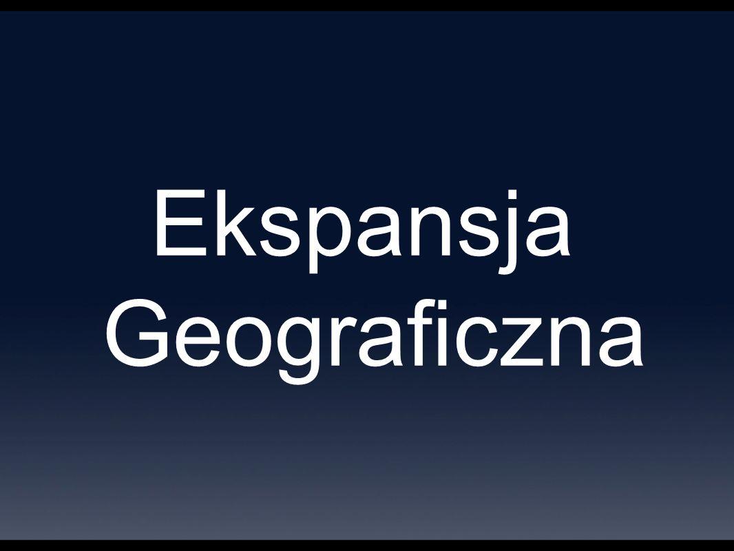 Ekspansja Geograficzna