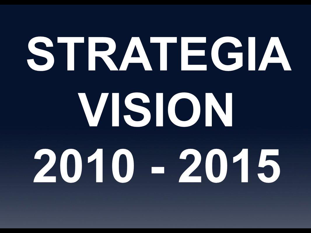 STRATEGIA VISION 2010 - 2015