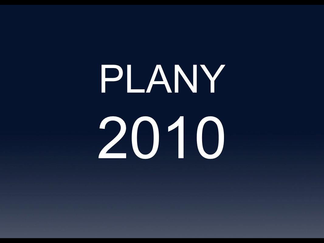 PLANY 2010