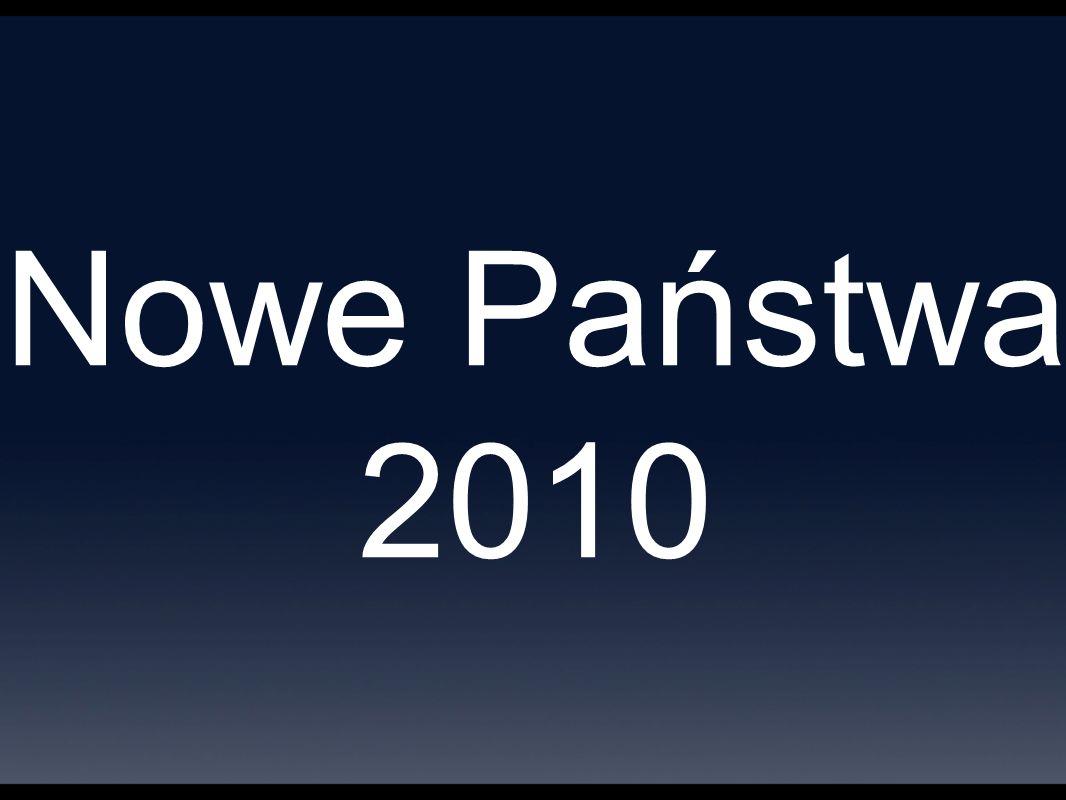 Nowe Państwa 2010