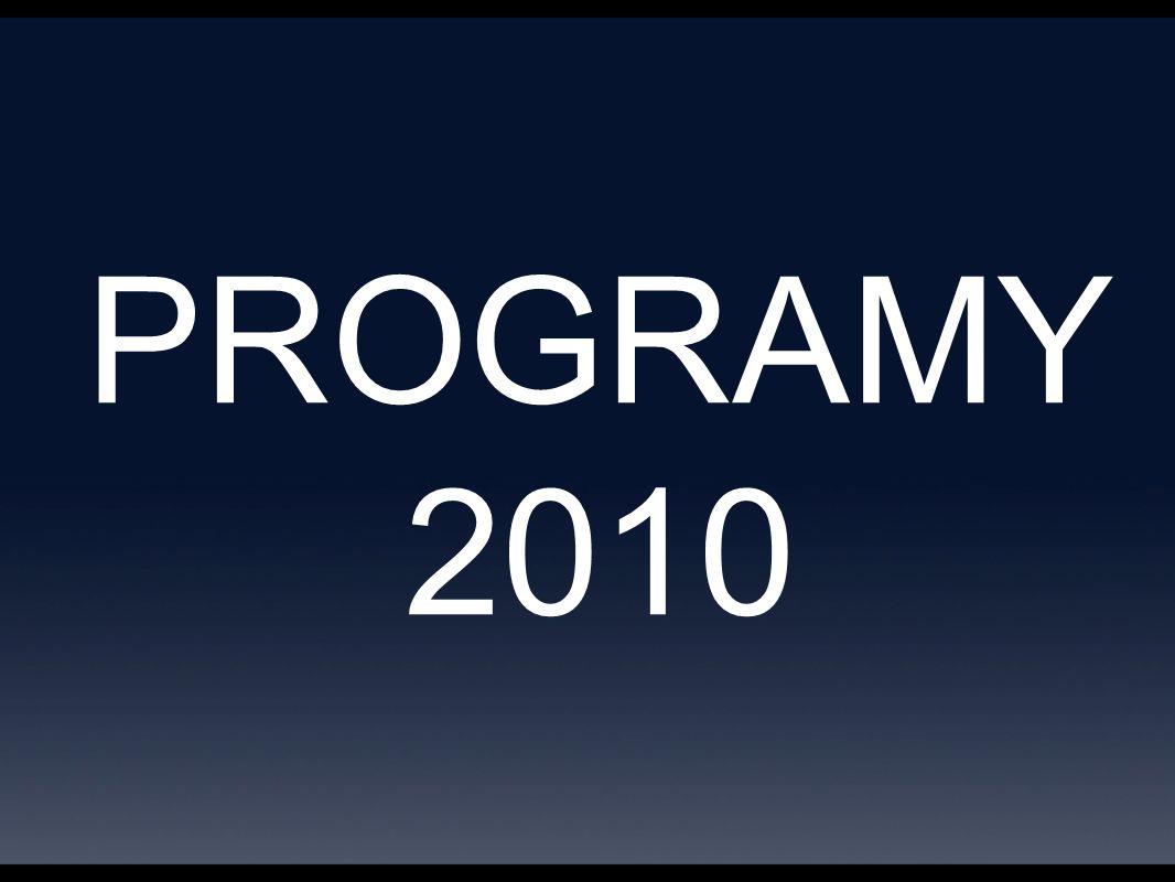 PROGRAMY 2010