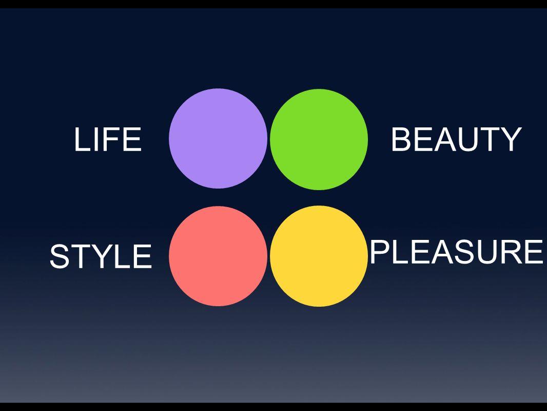 LIFEBEAUTY STYLE PLEASURE