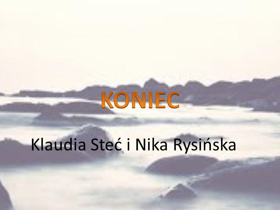 Klaudia Steć i Nika Rysińska