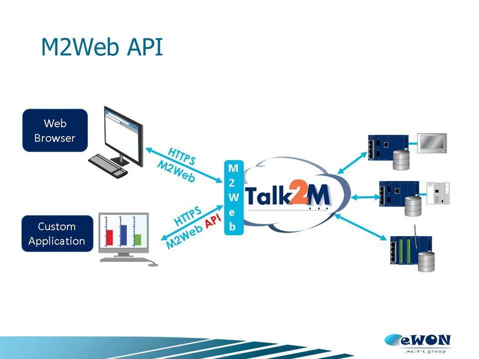 M2Web API