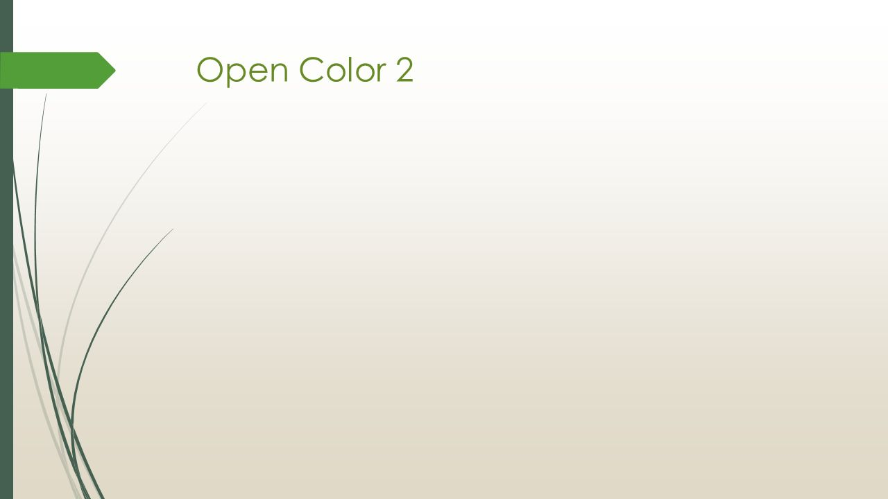 Open Color 2