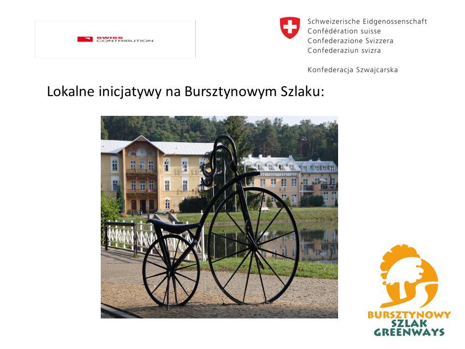Lokalne inicjatywy na Bursztynowym Szlaku: