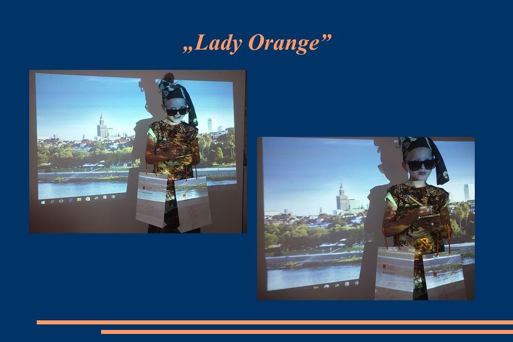 """""""Lady Orange"""