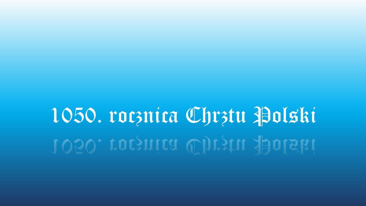 Referat o historycznych przyczynach oraz znaczeniu Chrztu Polski wygłosił ks.