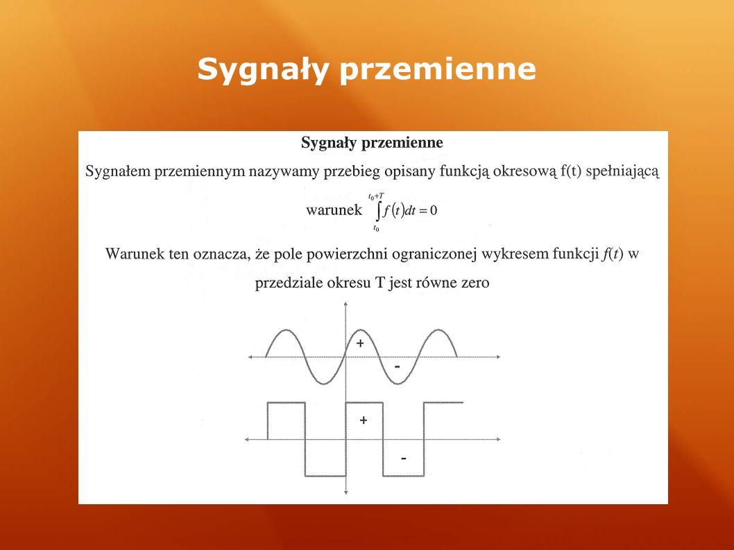 Sygnały przemienne