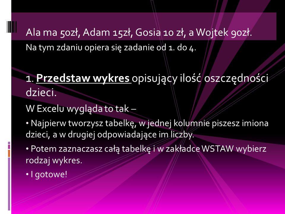 Formuła dzielenia Liczby WYNIK!