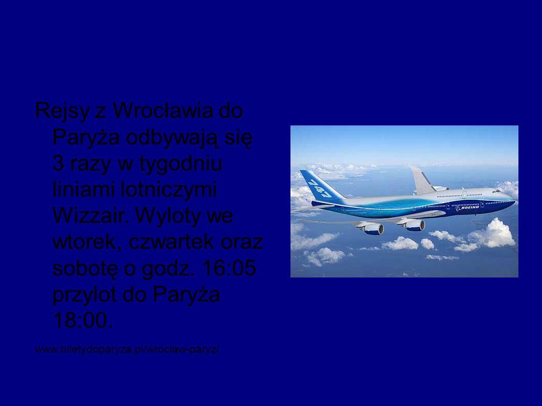 Ceny biletów lotniczych wahają się w przedziale od około 75 zł do nawet ponad 1000 zł (biznes klasa).