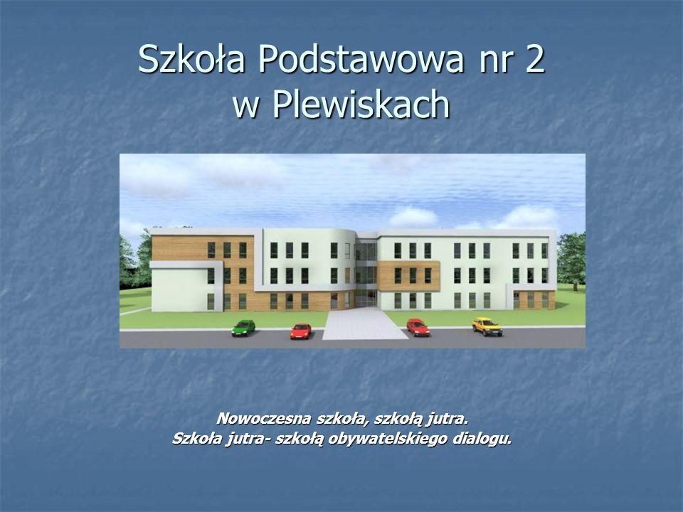 Szkoła Podstawowa nr 2 w Plewiskach Nowoczesna szkoła, szkołą jutra.