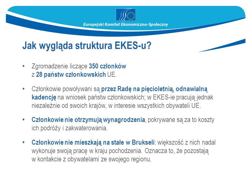 Zgromadzenie liczące 350 członków z 28 państw członkowskich UE.