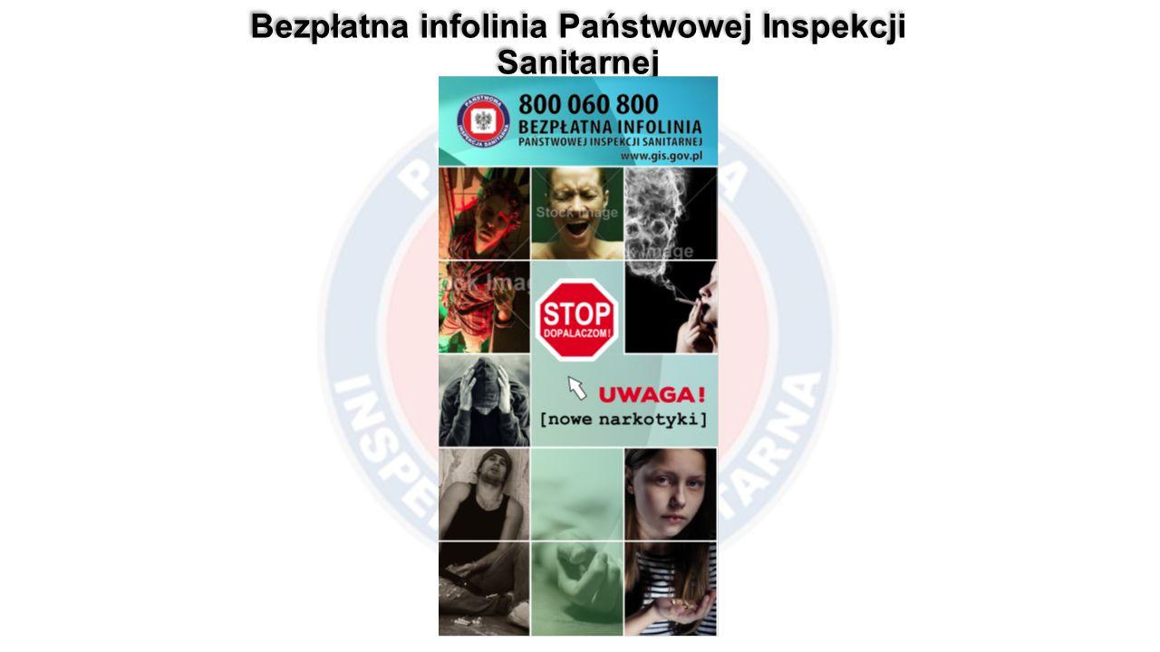 Bezpłatna infolinia Państwowej Inspekcji Sanitarnej