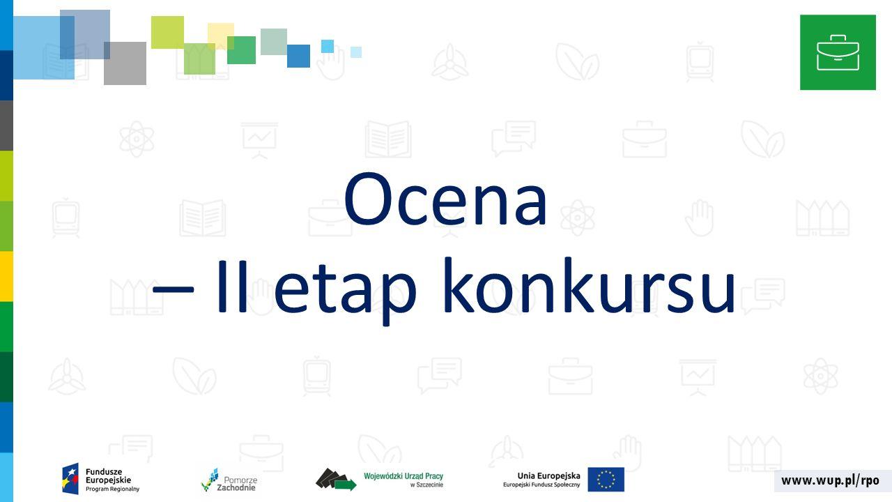 www.wup.pl/rpo Ocena – II etap konkursu
