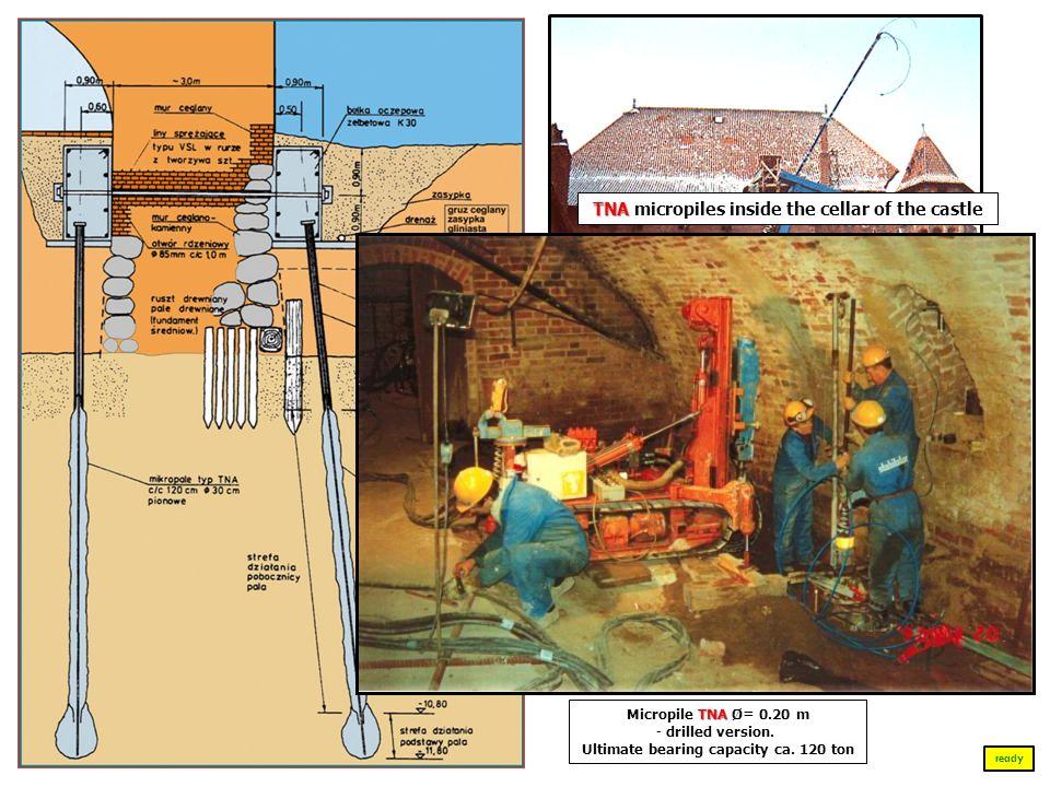 Malbork 1990 - 1995 Osoby, które uczestniczyły w zasadniczych pracach ratunkowych Ściany Zachodniej Wielkiego Refektarza Zamku Średniego w Malborku ready
