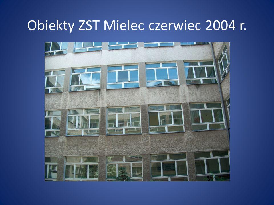 Obiekty ZST Mielec czerwiec 2004 r.