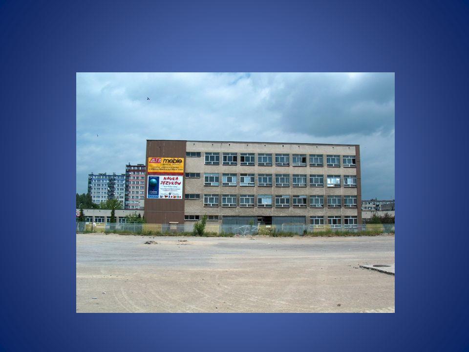 Obiekty ZST Mielec po wymianie okien grudzień 2005 r.