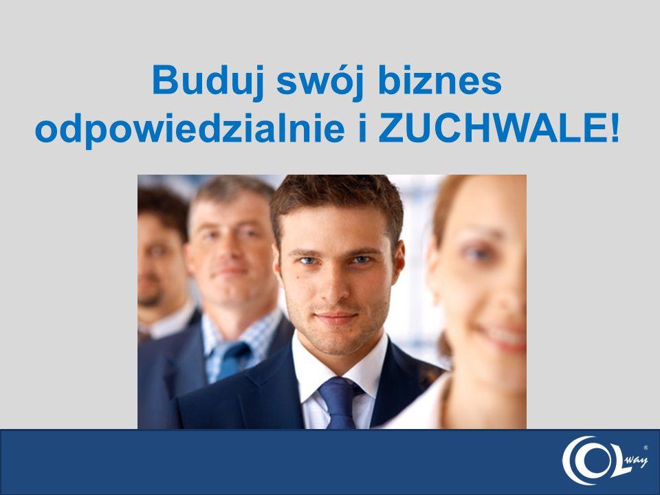 Buduj swój biznes odpowiedzialnie i ZUCHWALE!