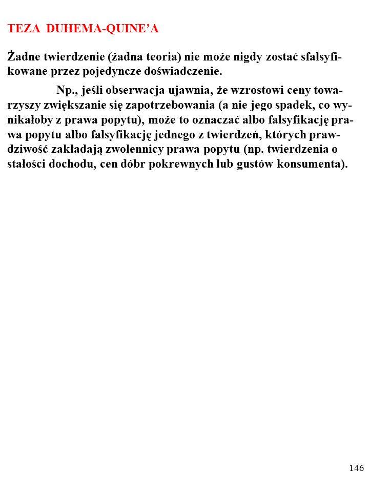 """145 Falsyfikacjonizm NAIWNY i WYRAFINOWANY """"Późny Popper nie jest """"FALSYFIKACJONISTĄ NAIWNYM , lecz """"FALSYFIKACJONISTĄ WYRAFINOWANYM ."""