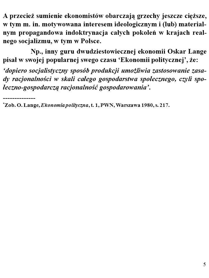 115 DWA POSTULATY KARLA POPPERA (1902-1994) 1.