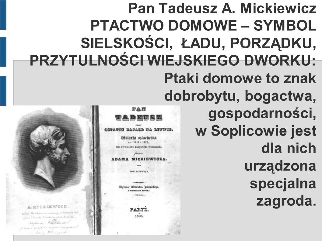 Pan Tadeusz A.