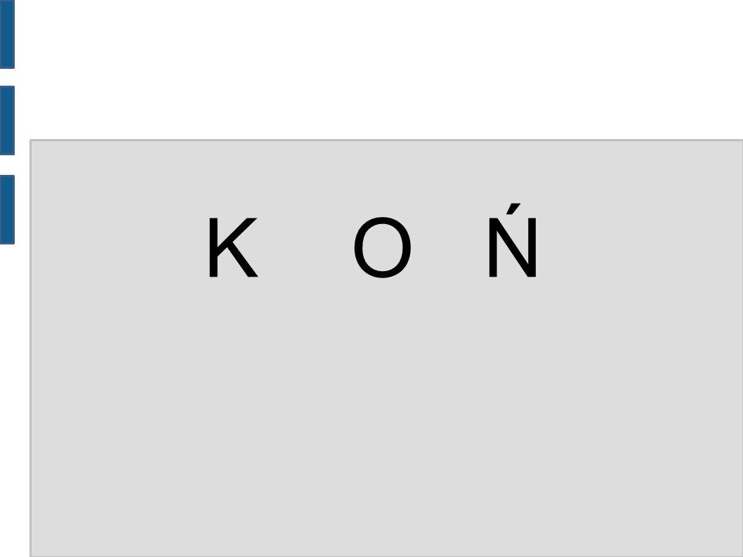 K O Ń