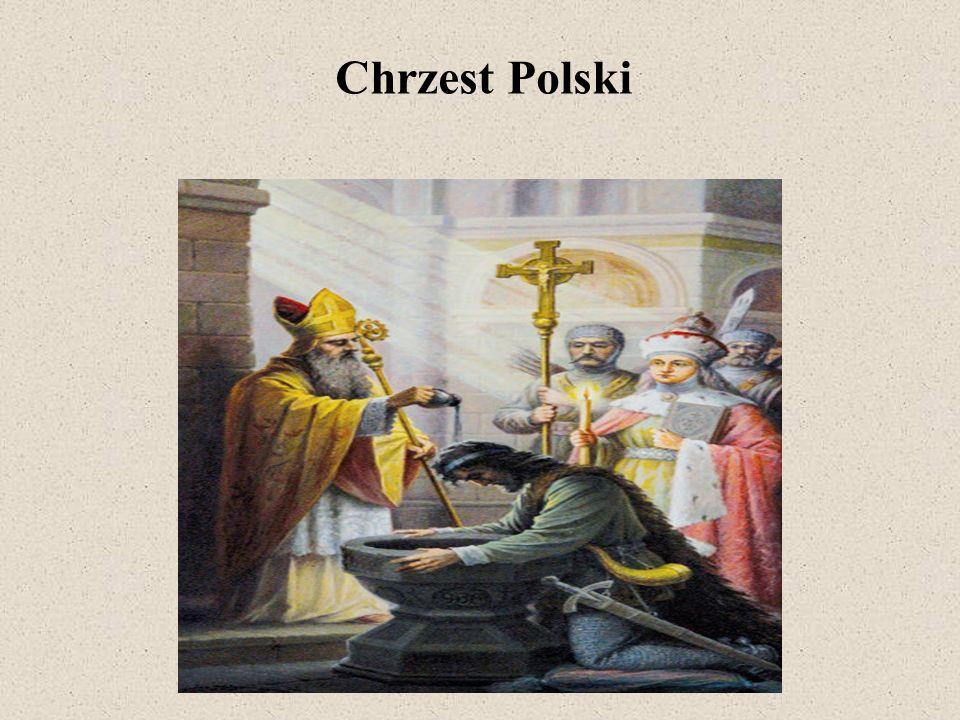 Przymierze polsko – czeskie zostało przypieczętowane w roku 965 małżeństwem Mieszka I z księżniczką Dobrawą z czeskiej dynastii Przemyślidów.