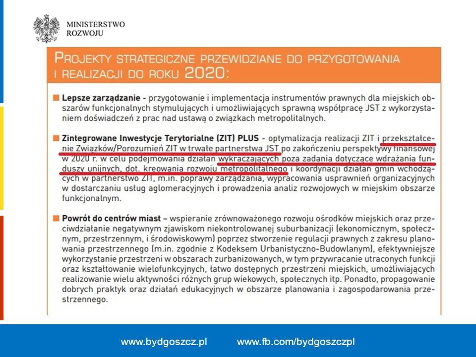 www.bydgoszcz.pl www.fb.com/bydgoszczpl Dziękuję za uwagę
