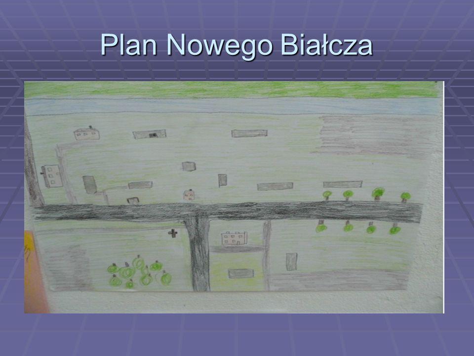 Plan Nowego Białcza
