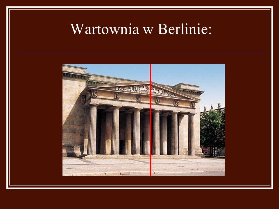 Wartownia w Berlinie: