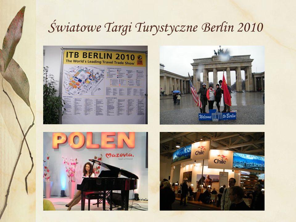 Światowe Targi Turystyczne Berlin 2010