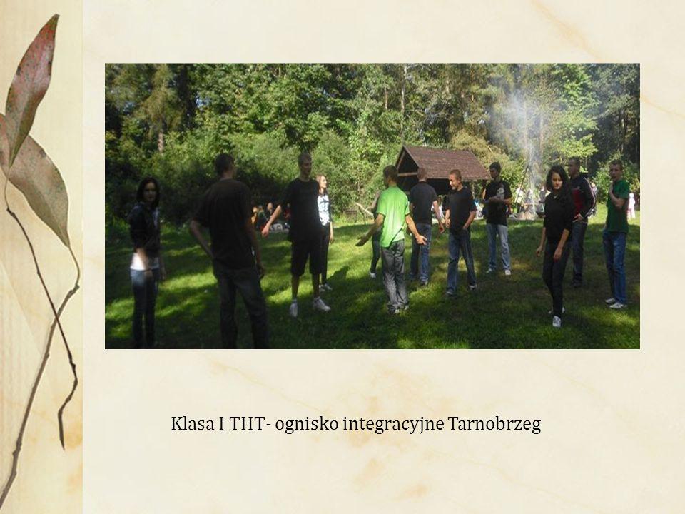 Klasa I THT- ognisko integracyjne Tarnobrzeg