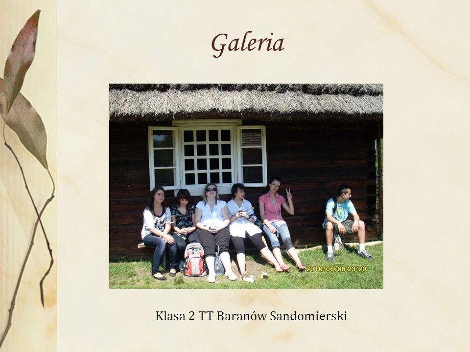 Galeria Klasa 2 TT Baranów Sandomierski
