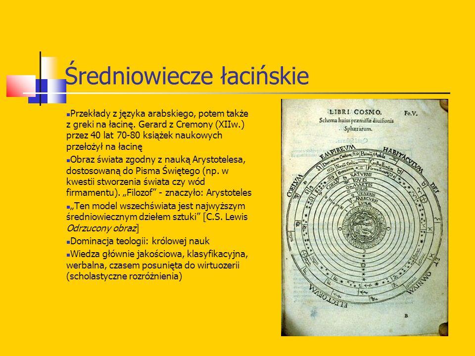 Tycho Brahe (1546-1601) Obserwatorium na wyspie Hven (Dania) zwane Uraniborg.